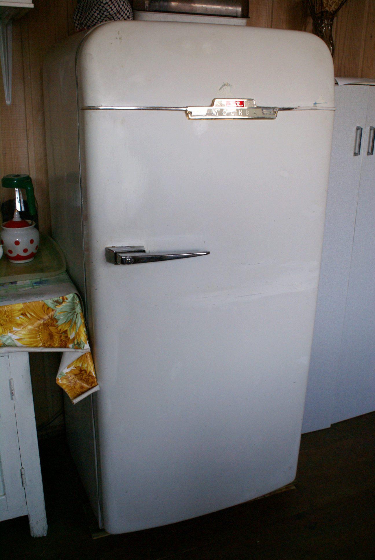 зил москва история самого престижного холодильника в ссср