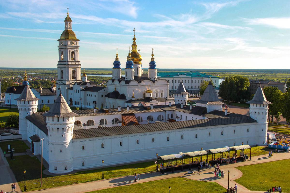 тобольск фото кремль
